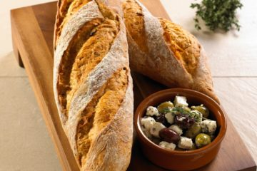 Gluteeniton artesaanileipäseos